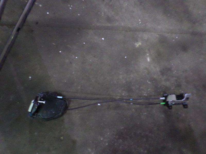Механизм открывания двери Toyota Premio NZT260 задний левый (б/у)