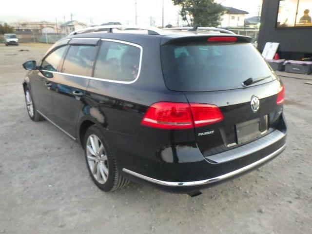Дверь Volkswagen Passat 3CZE CAX 2014 задняя левая (б/у)