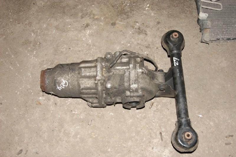 Редуктор Honda Fit GD4 L15A задний (б/у)