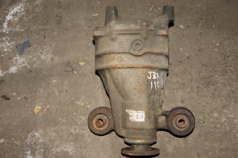 Редуктор Toyota Mark Ii JZX110 1JZ-FSE задний (б/у)