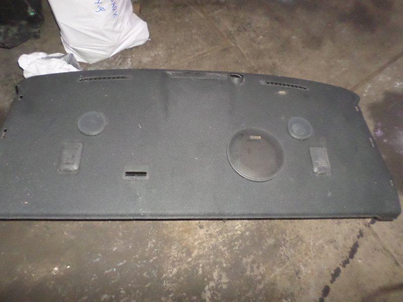 Полка багажника Subaru Legacy B4 BM9 EJ253 2010 (б/у)