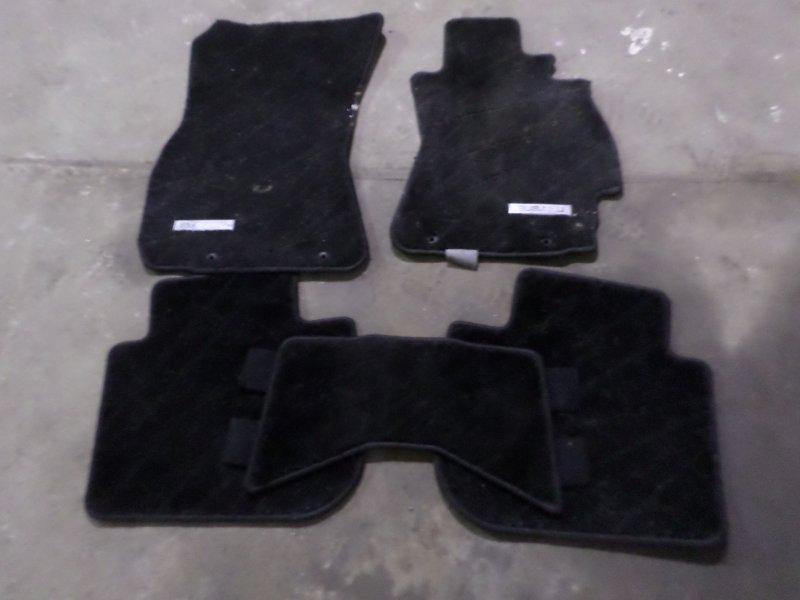 Коврики комплект Subaru Legacy B4 BM9 EJ253 2010 (б/у)