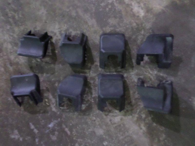 Накладки на ножки сидений Subaru Legacy B4 BM9 EJ253 2010 (б/у)