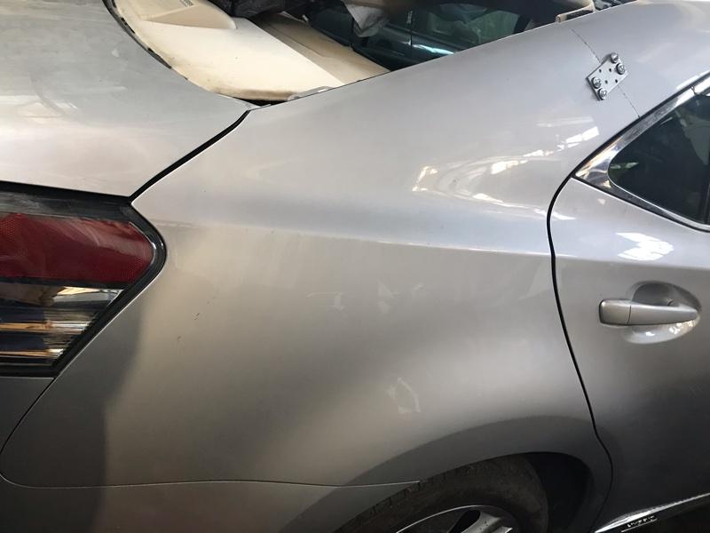 Крыло Lexus Hs250H ANF10 2AZ-FXE 2011 заднее правое (б/у)