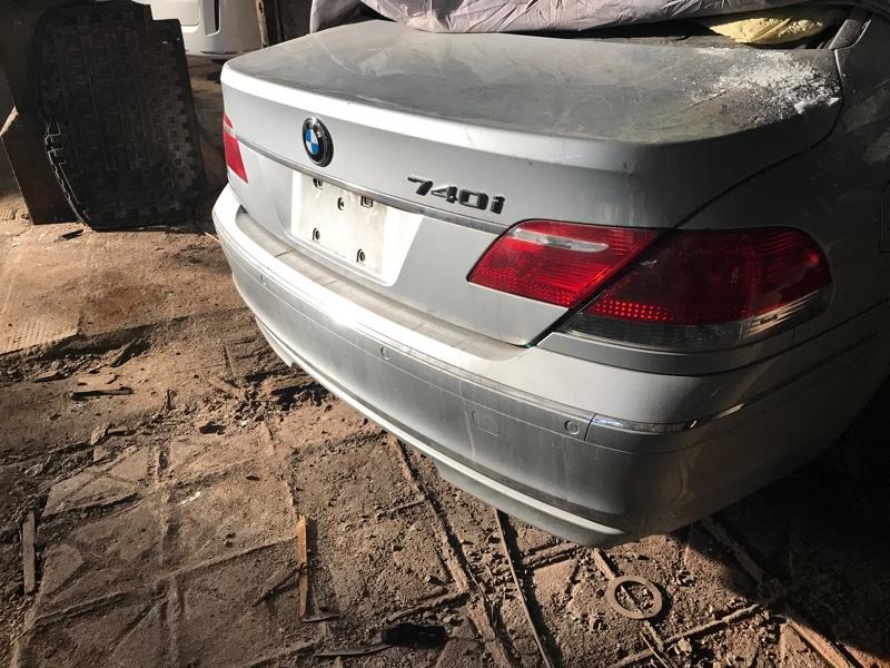 Крышка багажника Bmw 740I E66 N62B40A 2008 (б/у)