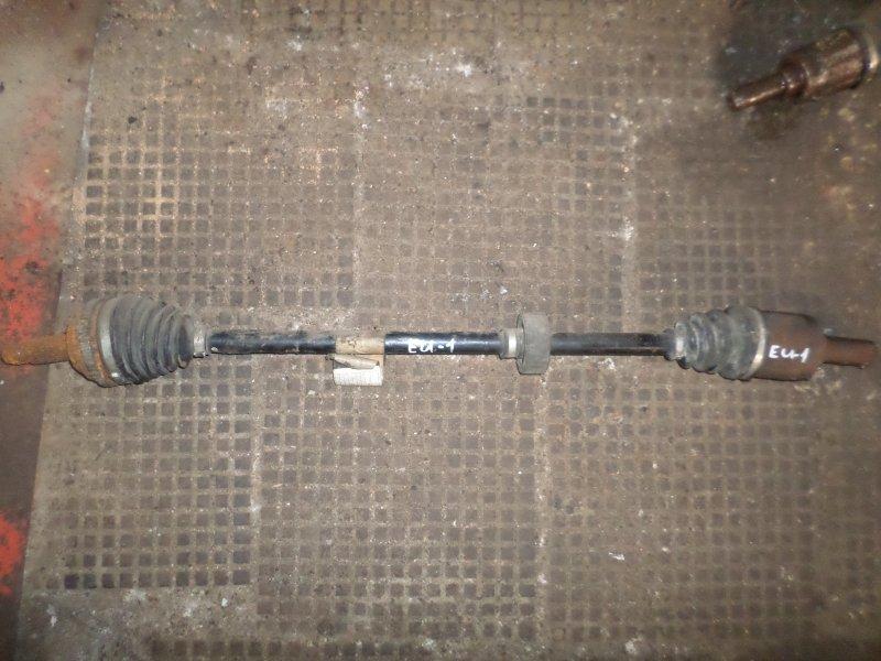 Привод Honda Civic EU1 передний левый (б/у)