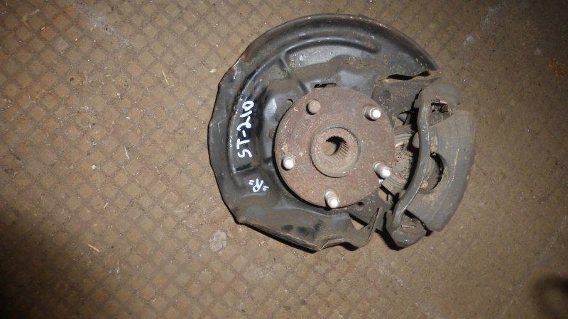 Суппорт Toyota Caldina ST210 передний правый (б/у)