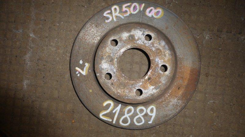 Диск тормозной Toyota Noah SR50 (б/у)