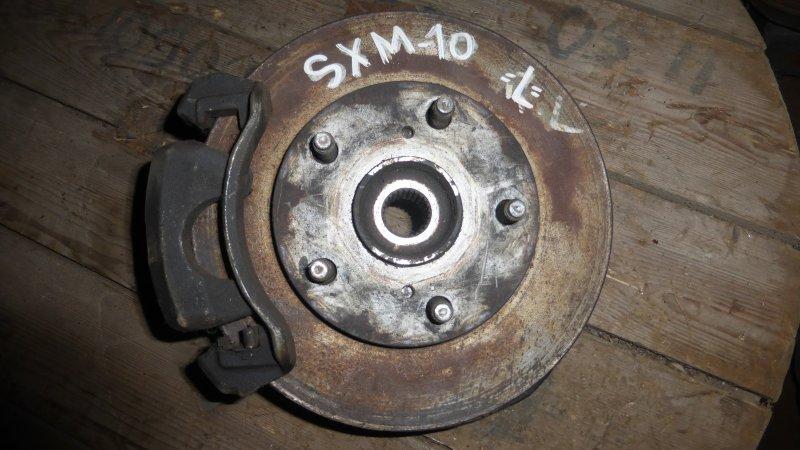 Ступица Toyota Ipsum SXM10 передняя левая (б/у)