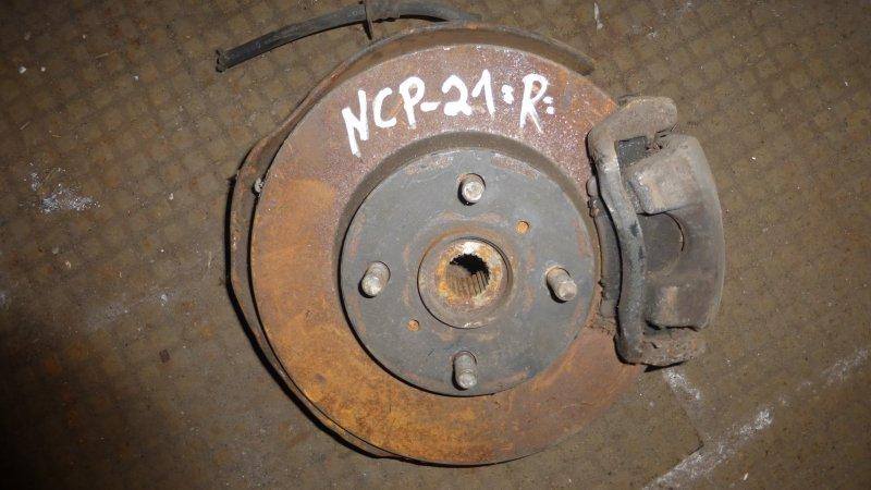Ступица Toyota Funcargo NCP21 передняя правая (б/у)