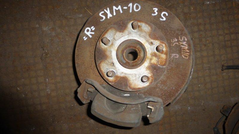 Ступица Toyota Gaia SXM10 3S передняя правая (б/у)