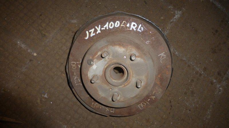 Ступица Toyota Mark Ii JZX100 задняя левая (б/у)