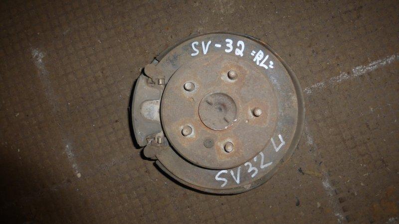 Ступица Toyota Camry SV32 задняя левая (б/у)