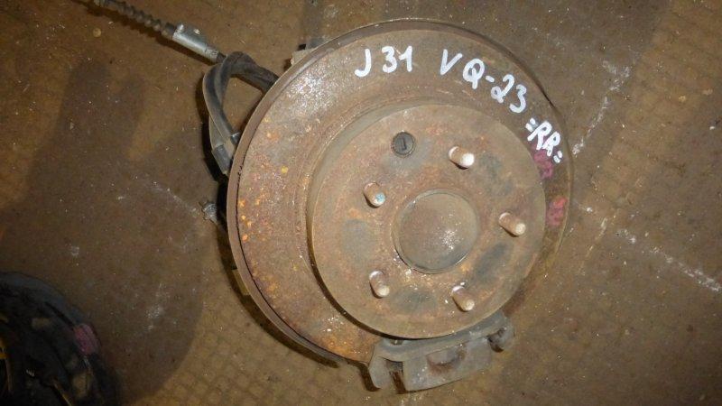 Ступица Nissan Teana J31 VQ23 задняя правая (б/у)