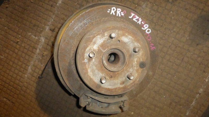 Ступица Toyota Mark Ii JZX90 задняя правая (б/у)