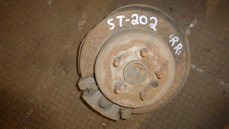 Ступица Toyota Corona Exiv ST202 задняя правая (б/у)