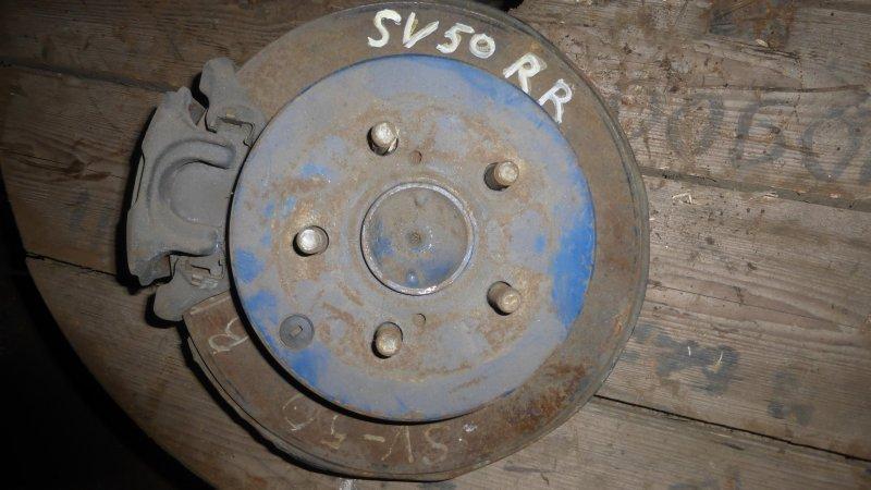 Ступица Toyota Vista SV50 задняя правая (б/у)