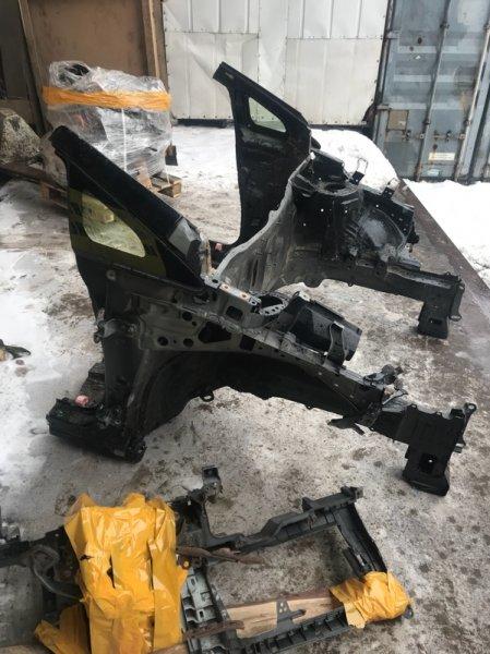 Лонжерон Toyota Prius Alpha ZVW40 передний правый (б/у)