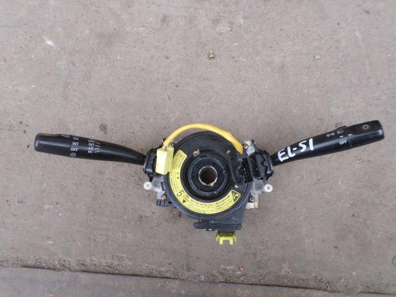 Подрулевой переключатель Toyota Corsa EL51 (б/у)