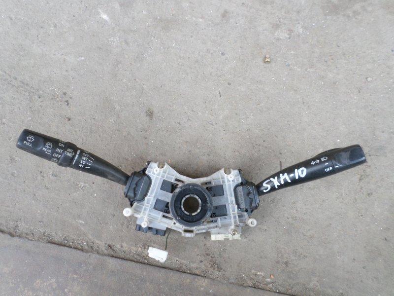 Подрулевой переключатель Toyota Ipsum SXM10 (б/у)