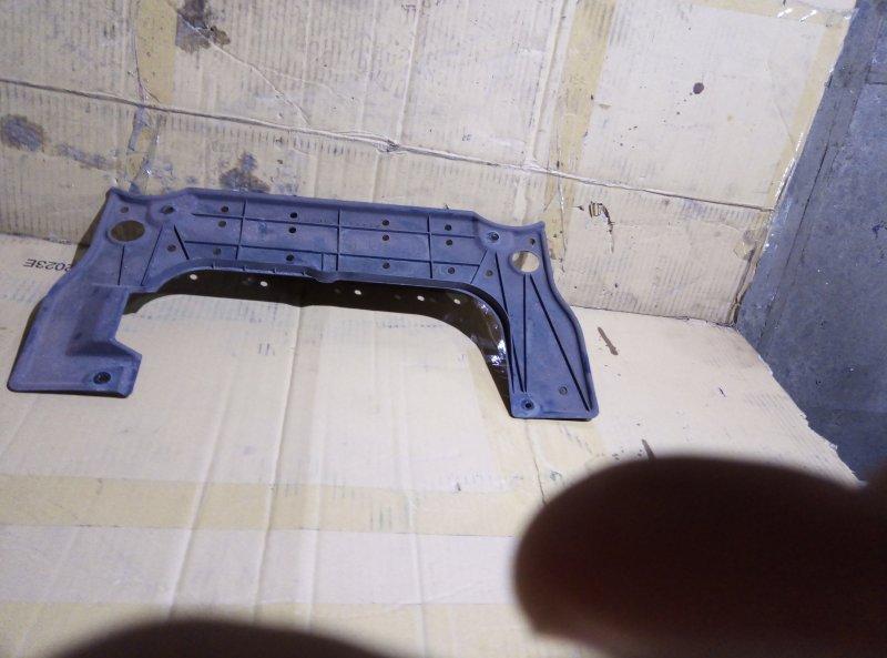 Защита двигателя Toyota Crown GWS204 2GR 2012 нижняя (б/у)