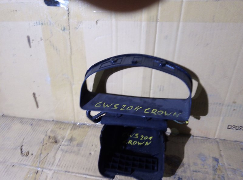 Кожух рулевой колонки Toyota Crown GWS204 2GR 2012 (б/у)