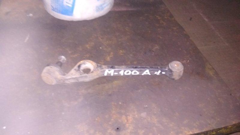 Рычаг Toyota Duet M100A передний левый (б/у)