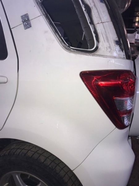 Крыло Toyota Rush J210E 3SZ заднее левое (б/у)