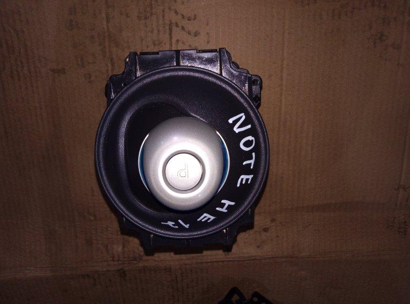Селектор акпп Nissan Note HE12 HR12 (б/у)