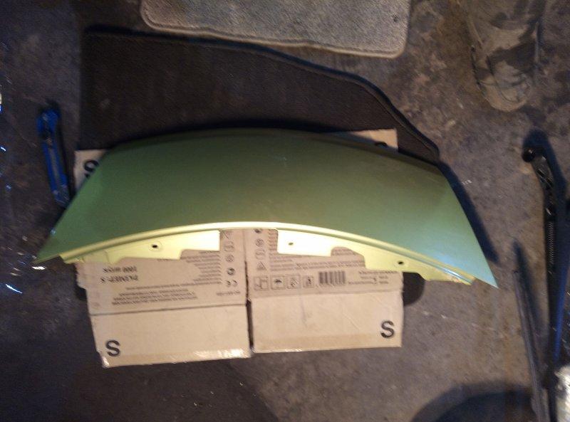 Накладка радиатора Nissan Note HE12 HR12 (б/у)