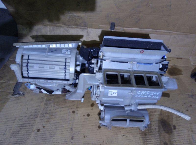 Печка салона Toyota Crown GWS204 2GR 2012 (б/у)