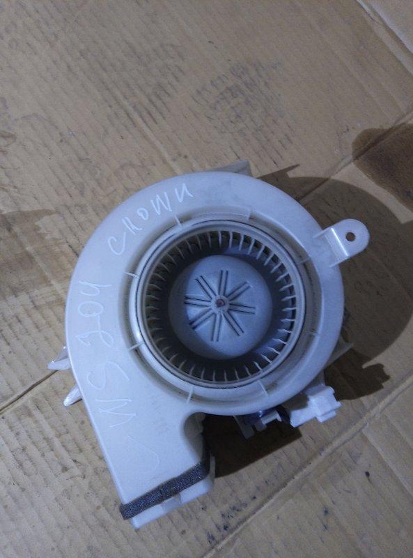 Мотор печки Toyota Crown GWS204 2GR 2012 (б/у)