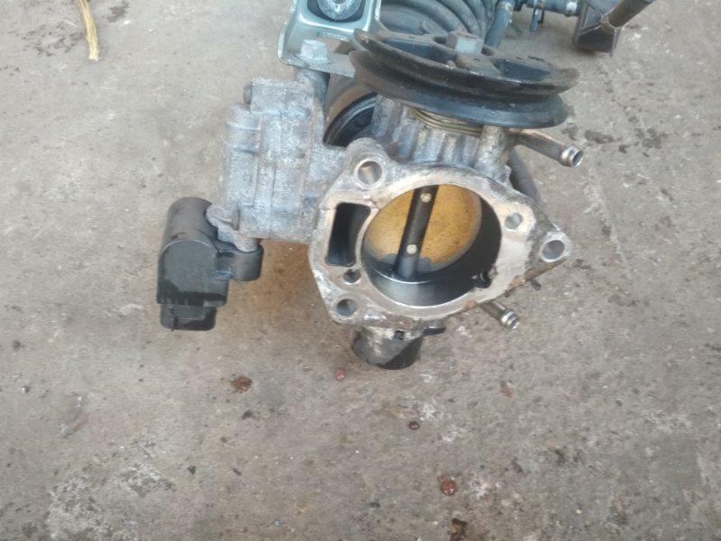 Дросельная заслонка Toyota Kluger ACU20 2AZ (б/у)