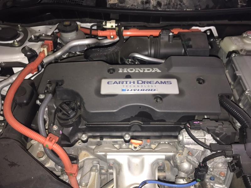 Двигатель Honda Accord CR6 LFA-M (б/у)