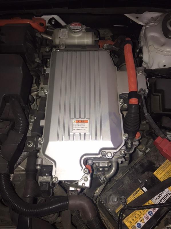 Инвертор Honda Accord CR6 LFA-M (б/у)