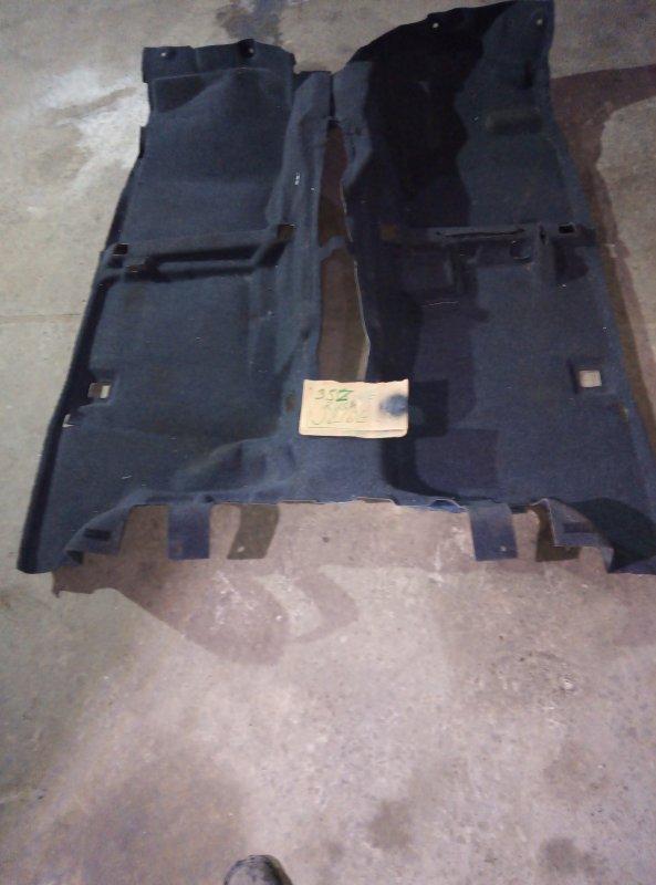 Ковер пола Toyota Rush J210E 3SZ (б/у)