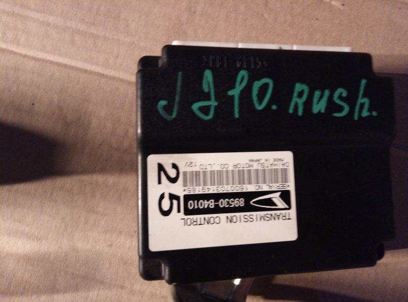 Блок переключения кпп Toyota Rush J210E 3SZ (б/у)