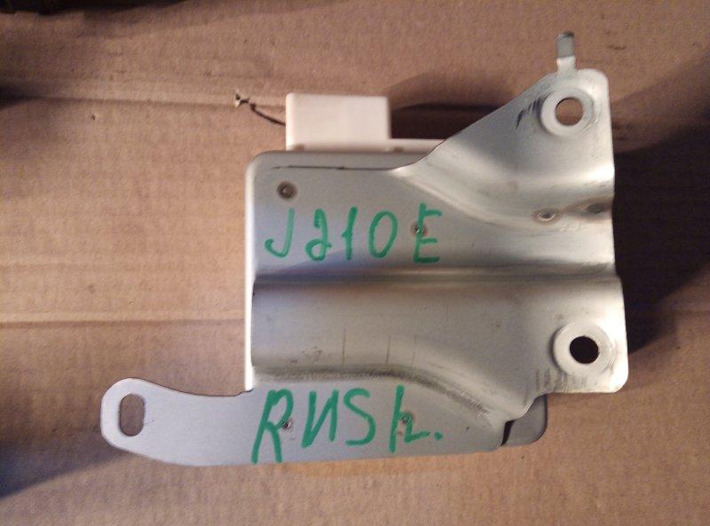 Блок управления рулевой рейкой Toyota Rush J210E 3SZ (б/у)