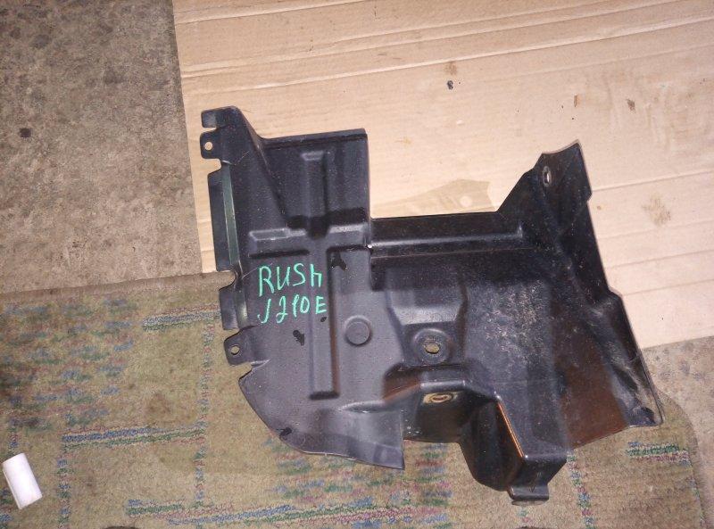 Подкрылок Toyota Rush J210E 3SZ задний правый (б/у)