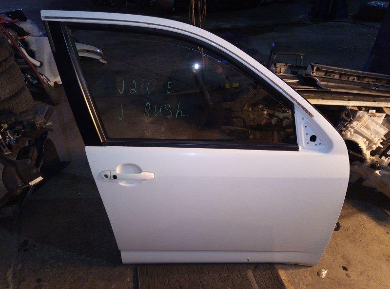 Дверь Toyota Rush J210E передняя правая (б/у)