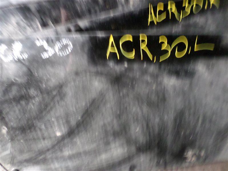 Стекло собачника Toyota Estima ACR30 правое (б/у)