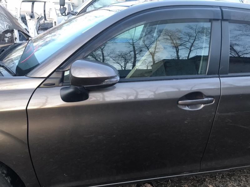Дверь Toyota Corolla Fielder NZE164 1NZ передняя левая (б/у)