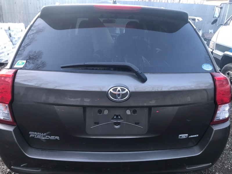 Дверь 5-я Toyota Corolla Fielder NZE164 1NZ (б/у)
