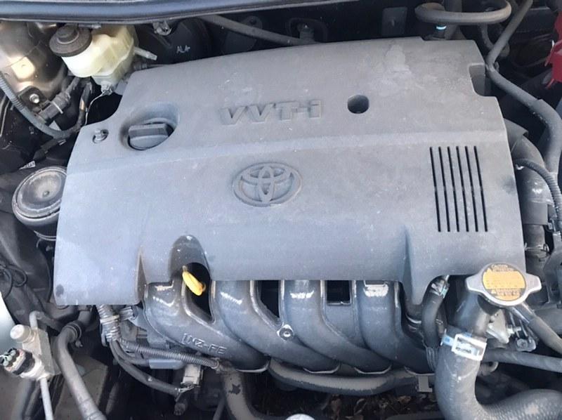 Крышка двигателя Toyota Corolla Fielder NZE164 1NZ (б/у)