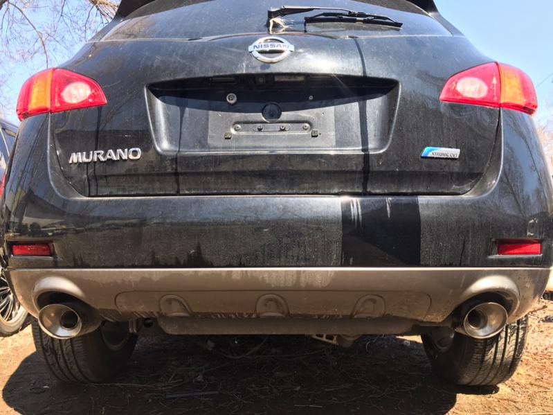 Бампер Nissan Murano TZ51 QR25 задний (б/у)