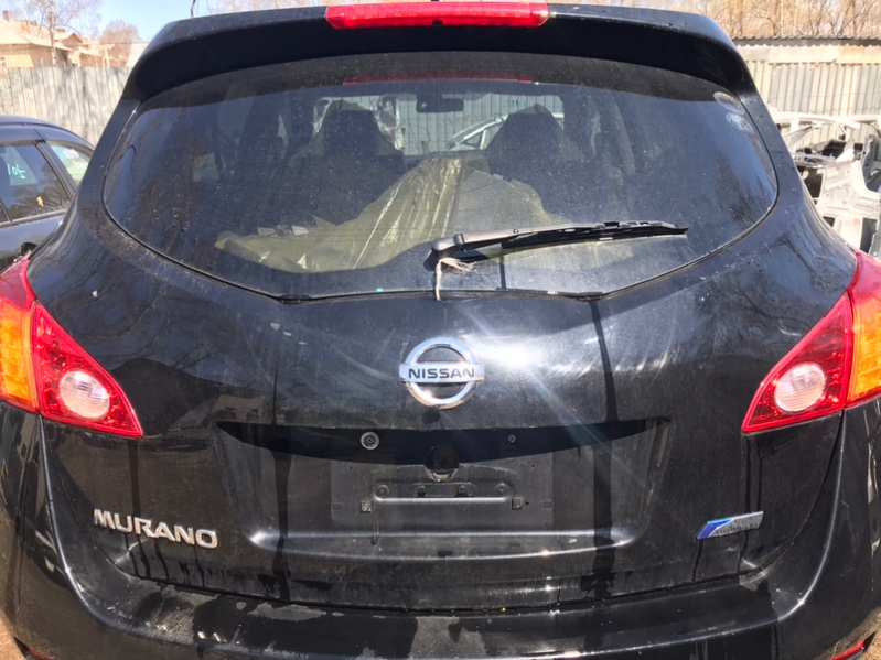 Дверь 5-я Nissan Murano TZ51 QR25 (б/у)