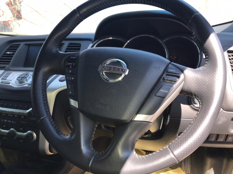 Airbag водительский Nissan Murano TZ51 QR25 (б/у)