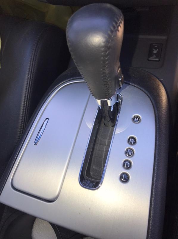 Селектор акпп Nissan Murano TZ51 QR25 (б/у)