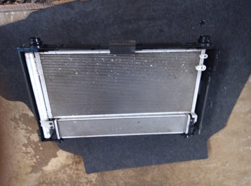 Радиатор основной Toyota Prius Alpha ZVW41 2ZR (б/у)