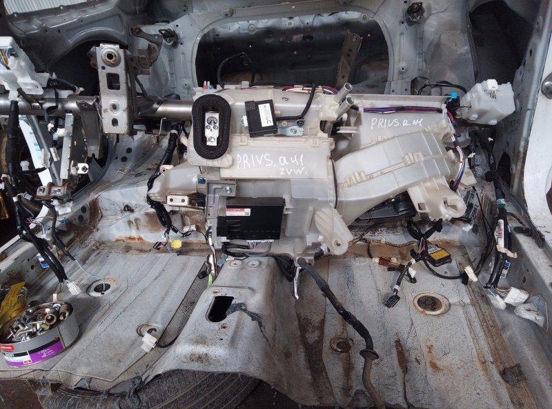 Корпус печки Toyota Prius Alpha ZVW41 2ZR (б/у)